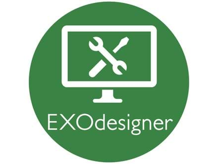 Software tool for design and configuration of EXO systems